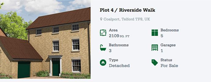 Riverside Walk Plot 4 - released