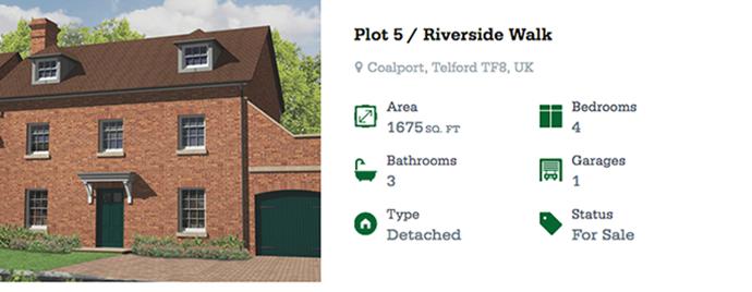 Riverside Walk Plot 5 - released