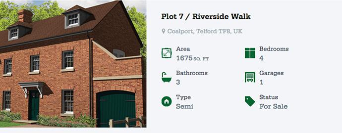Riverside Walk Plot 7 - released